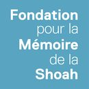 Logo de la Fondation pour la Mémoire de la Shoah